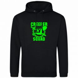 Толстовка Creeper Squad