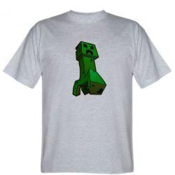 Мужская футболка Creeper - FatLine