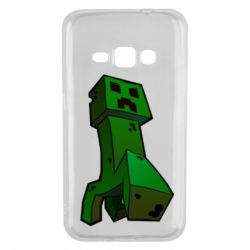 Чехол для Samsung J1 2016 Creeper