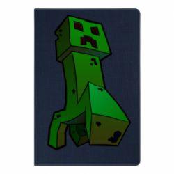 Блокнот А5 Creeper