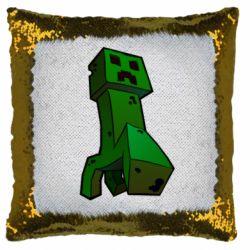 Подушка-хамелеон Creeper
