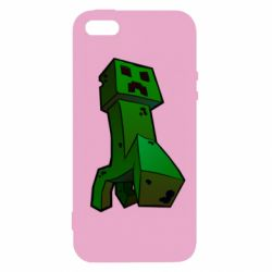 Чехол для iPhone5/5S/SE Creeper