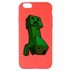 Чехол для iPhone 6 Plus/6S Plus Creeper