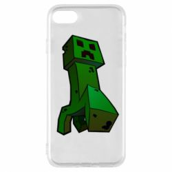 Чехол для iPhone 8 Creeper
