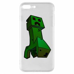 Чехол для iPhone 8 Plus Creeper