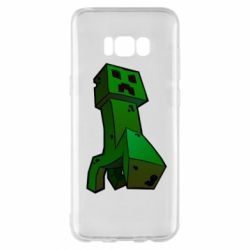 Чехол для Samsung S8+ Creeper