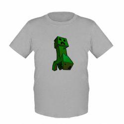 Детская футболка Creeper - FatLine