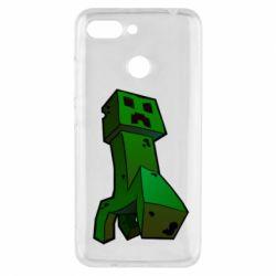 Чехол для Xiaomi Redmi 6 Creeper