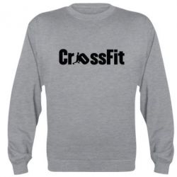Реглан (свитшот) CrossFit Art - FatLine