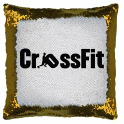 Наклейка CrossFit Art - FatLine