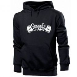 Мужская толстовка CrossFit Champ - FatLine