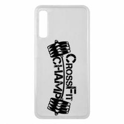 Чехол для Samsung A7 2018 CrossFit Champ