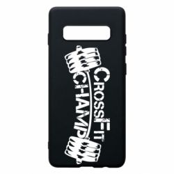 Чехол для Samsung S10+ CrossFit Champ