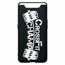 Чехол для Samsung A80 CrossFit Champ