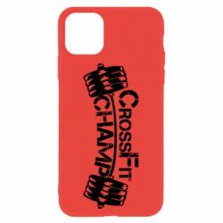 Чехол для iPhone 11 CrossFit Champ
