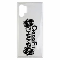 Чехол для Samsung Note 10 Plus CrossFit Champ
