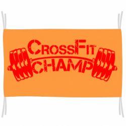 Флаг CrossFit Champ