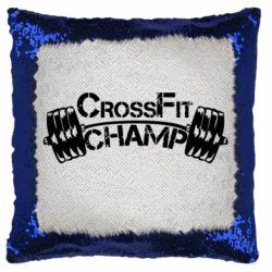 Подушка-хамелеон CrossFit Champ
