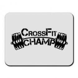 Коврик для мыши CrossFit Champ - FatLine