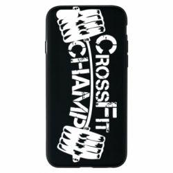 Чехол для iPhone 6/6S CrossFit Champ