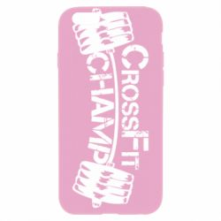 Чехол для iPhone 6 Plus/6S Plus CrossFit Champ