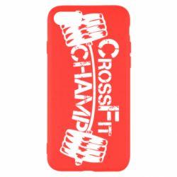 Чехол для iPhone 8 CrossFit Champ