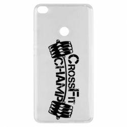 Чехол для Xiaomi Mi Max 2 CrossFit Champ