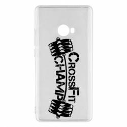Чехол для Xiaomi Mi Note 2 CrossFit Champ