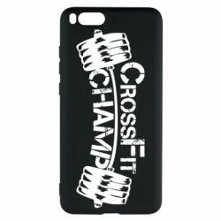 Чехол для Xiaomi Mi Note 3 CrossFit Champ