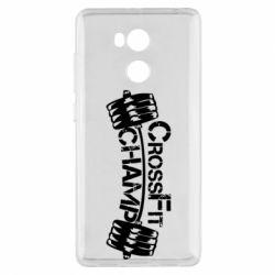 Чехол для Xiaomi Redmi 4 Pro/Prime CrossFit Champ