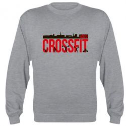 Реглан (свитшот) CrossFit City - FatLine