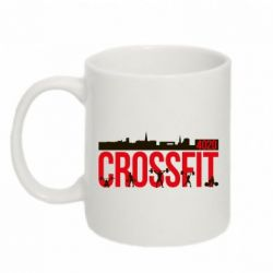 Кружка 320ml CrossFit City - FatLine