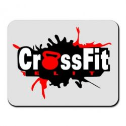 Коврик для мыши CrossFit Elit Graffity - FatLine