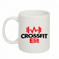 Кружка 320ml CrossFit Elit Кардио - FatLine