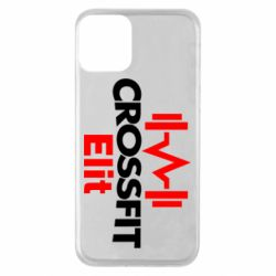 Чехол для iPhone 11 CrossFit Elit Кардио