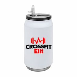 Термобанка 350ml CrossFit Elit Кардио