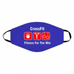 Маска для лица Crossfit Fitness For The Win