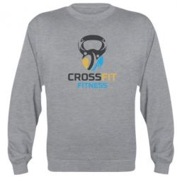Реглан CrossFit Fitness - FatLine