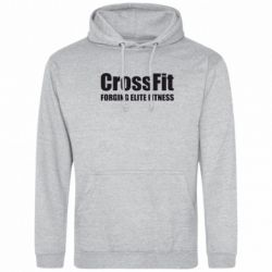 Толстовка Crossfit Forging Elite Fitness - FatLine