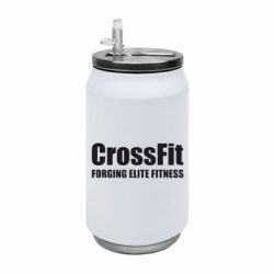 Термобанка 350ml Crossfit Forging Elite Fitness