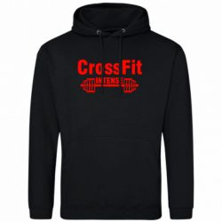 Толстовка Crossfit intense - FatLine