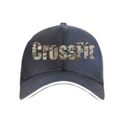 Кепка CrossFit камуфляж - FatLine
