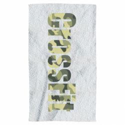 Полотенце CrossFit камуфляж