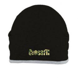Шапка CrossFit камуфляж - FatLine