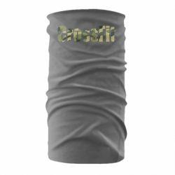 Бандана-труба CrossFit камуфляж