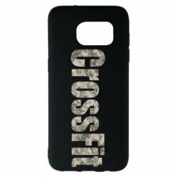 Чехол для Samsung S7 EDGE CrossFit камуфляж