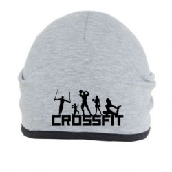 Шапка CrossFit People - FatLine