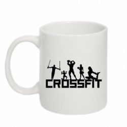 Кружка 320ml CrossFit People - FatLine