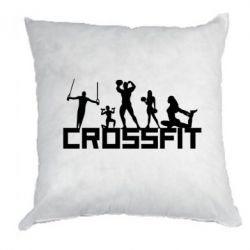 Подушка CrossFit People