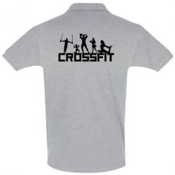 Футболка Поло CrossFit People